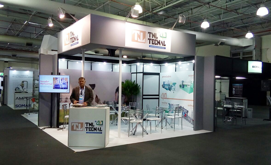 TNL Tecnal shows solutions for pet line at Expo Pet Food